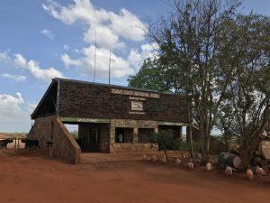 Manyani Gate Tsavo East