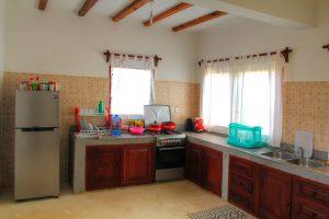 Makini House Küche